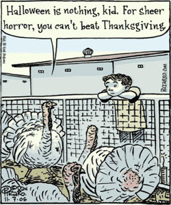 Bizarro - Thanksgiving Horror