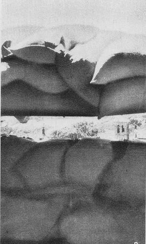 Vista de la torre de San Miguel desde los parapetos defensivos del Alcázar