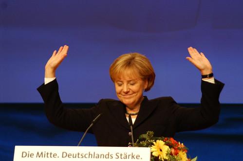CDU-Bundesparteitag 2008 in Stuttgart