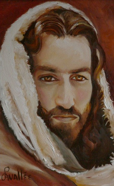 Kim Caviezel (in Jesus) by LouisArt