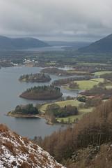Derwent Water islands and peninsulas (Nick Landells) Tags: uk lakedistrict cumbria derwentwater nikkor50mmf18 keswick bassenthwaite d80