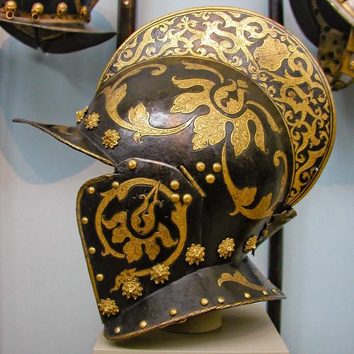 BM180 Ceremonial Plate Armor