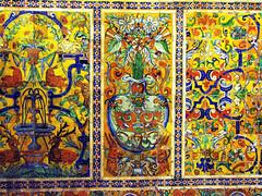 Sevilla (Graa Vargas) Tags: espaa canon sevilla spain tiles azulejos ph227 realesalczares graavargas 2008graavargasallrightsreserved 5302160109