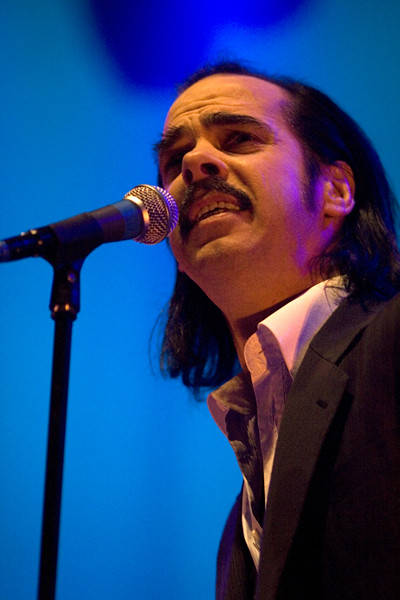 Nick Cave by SUPERSWEET Magazine