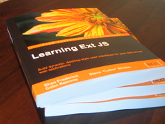 Learning Ext JS Author Copies