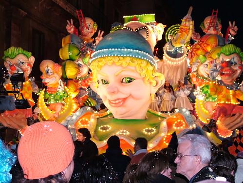 Acireale, anche quest'anno grandi carri per il 'Più bel carnevale di Sicilia'