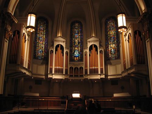 Organ at St. James