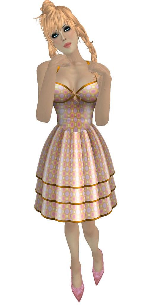 lucky board dress ...