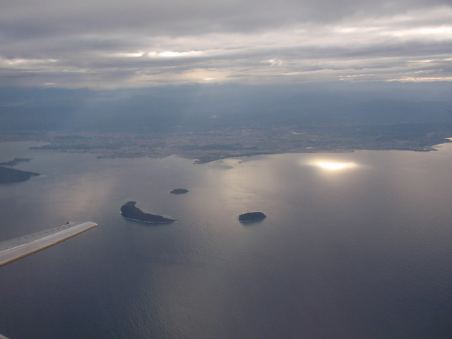 Laburan aerial view