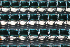 Suite Seat View (thisisbrianfisher) Tags: park red green sport boston chair baseball stadium seat brian sox detroit perspective row tigers seating ballpark comerica mlb bfish brianfisher thisisbrianfisher
