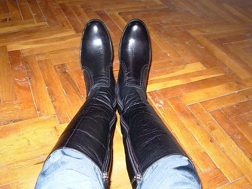 Boots fetish pics