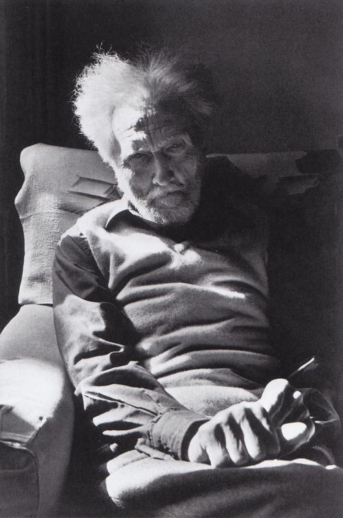 14 Ezra Pound, Venice. 1971