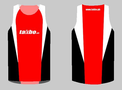 Takbo.ph Runfest 2011 Singlet