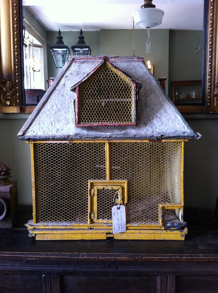 Lassco quail house