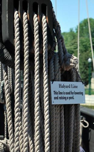 Halyard Line