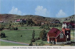 Sudbury - Copper Cliff Park and Clubhouse C1930 sf08 (363FroodRd / 573PineSt) Tags: sudbury sudburyon