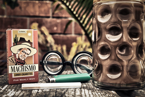 Coffee & Candy Cigarettes by hbmike2000