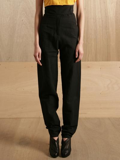 www.ln-cc.com Damir Doma Women's Pherkad High Waist Pants