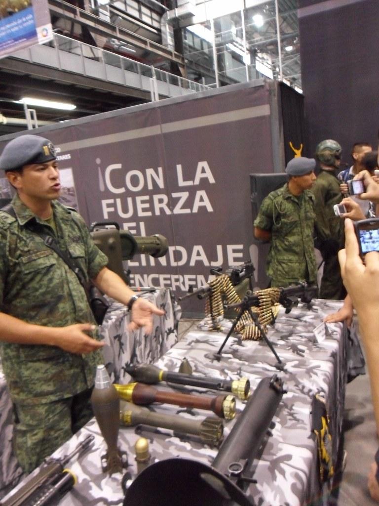 Exhibicion itinerante del Ejercito y Fuerza Aerea; La Gran Fuerza de México PROXIMA SEDE: JALISCO - Página 7 5866716879_c146bc8373_b