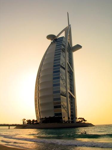 Burj al-Arab hotel - 7-Star  Hotel