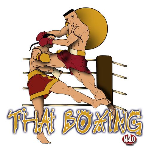 Kickboxer #5