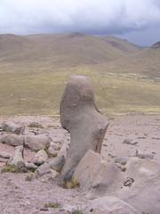Huaynacotas dedo