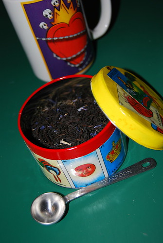 Mexified Tea Tins