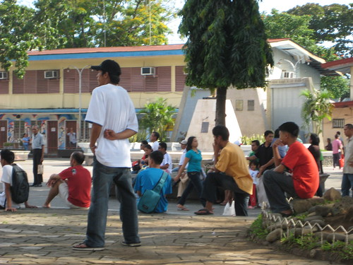 davao park relaxing Pinoy Filipino Pilipino Buhay  people pictures photos life Philippinen  菲律宾  菲律賓  필리핀(공화국) Philippines