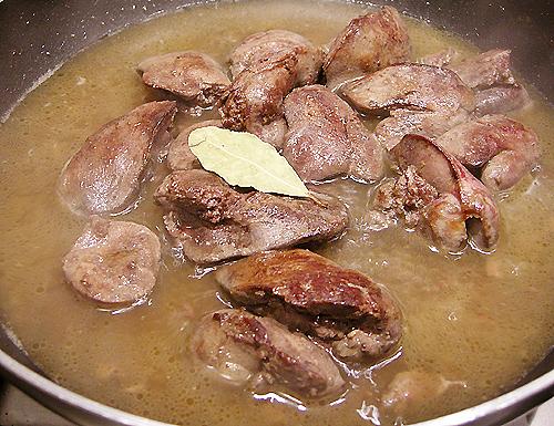 栗子雞肝醬-080404