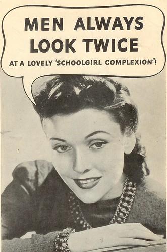 Men Always Look Twice (1941) (by senses working overtime)