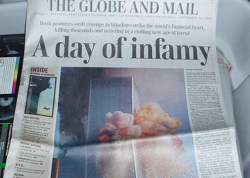 A Day of Infamy - 9/11