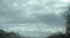 sky ocean after storm