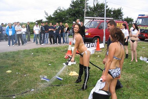 Flickriver: Hot Babes With UK Emergency Service Workers and their ...