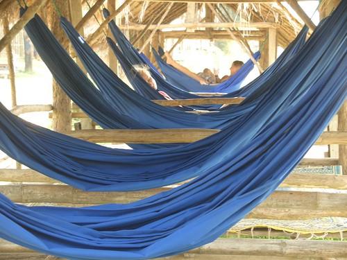 Relaxing in Vang Vieng, Laos
