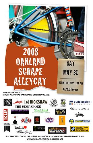 2008 Oakland Scrape