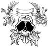 Chest Plate Tattoo Design Tattoo design in