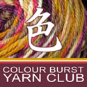 COLOUR BURST Yarn Club