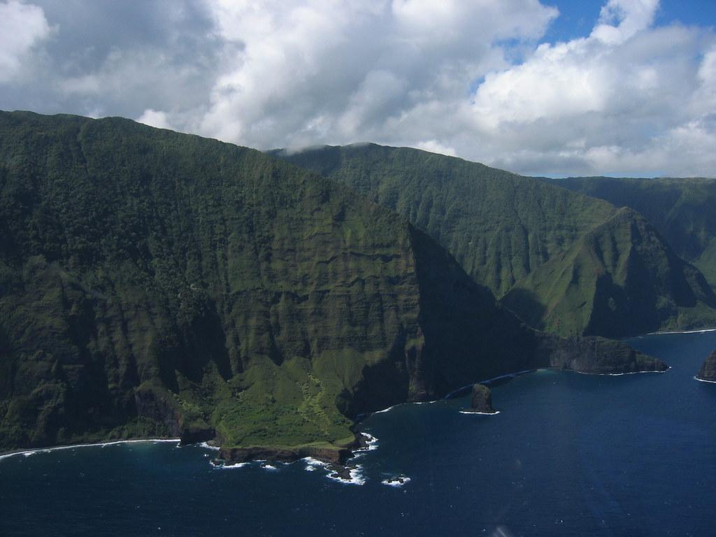 Kalaupapa Cliffs
