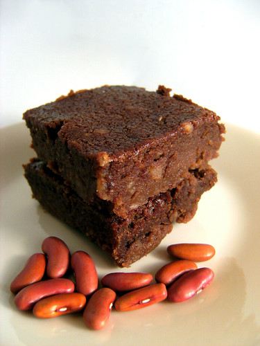 Amazing Bean Brownies