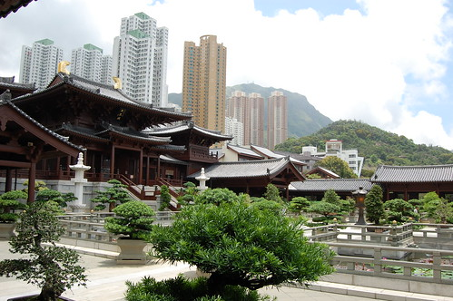 Temple Sprawl