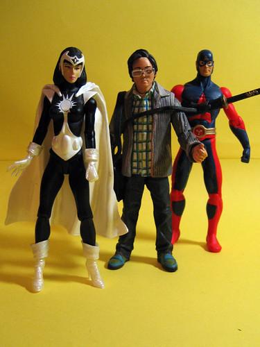 Asian Heroes