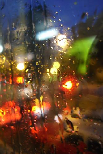 Rainy Bokeh 2