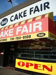 Teena's Cake Fair