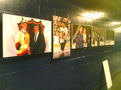 Picture time line of Trevor Linden