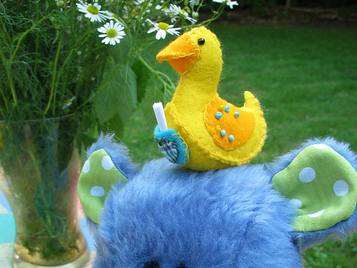 Fortunato Ducky freebie pic 1