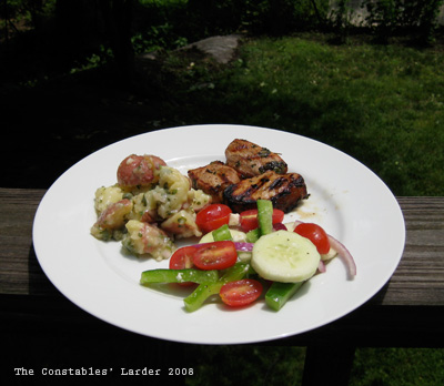 Sunday Lunch 6-15-08