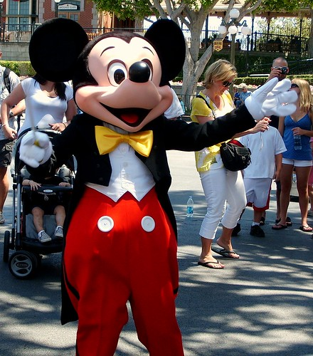 California - Disneyland - Mickey Mouse (3)