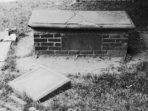 Mather Tomb