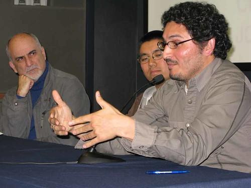 """Conversatorio de """"la Estética en el cine peruano"""""""