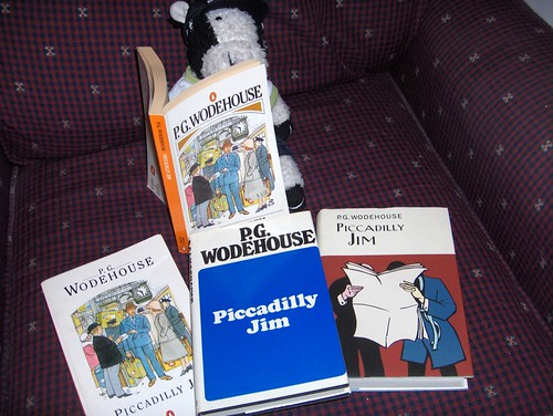 A Wodehouse a Week #61: Piccadilly Jim